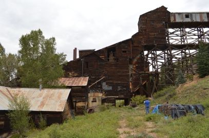 CF&I Mill Creede