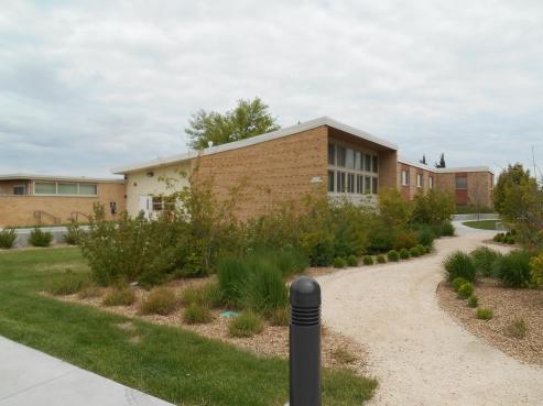 Dowis Dormitory - Northeastern Junior College