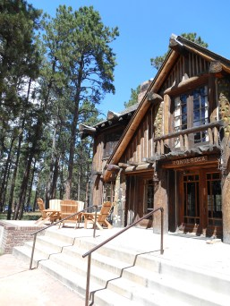 Ponderosa Lodge Rehabilitation