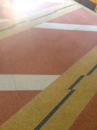 The Electric Terrazzo Floors