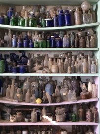 Bottle Collection in Tower