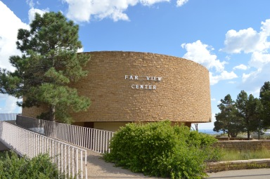 Far View Visitor Center - Mesa Verde National Park