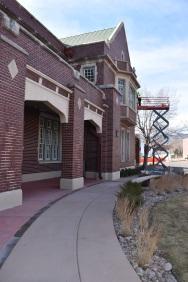 Atchison, Topeka, and Santa Fe Depot