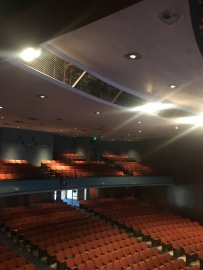 Interior of the Theater