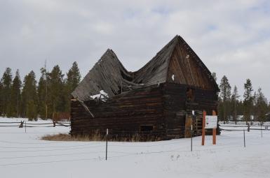 Ford Barn 2015