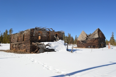 Stagecoach Hotel and Ford Barn Beyond 2015