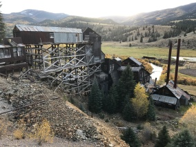 4UR Ranch CF&I Mine Mill Stabilization