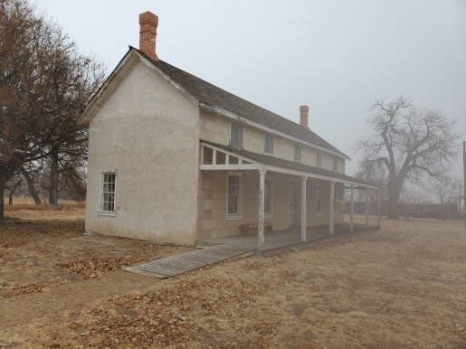 Boggsville Historic Site Prowers House Rehabilitation