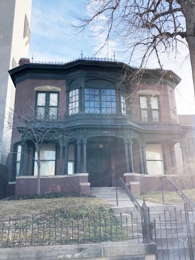 Byers-Evans House Museum Exterior Rehabilitation