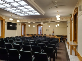 Colorado State Capitol House Committee Rooms Renovation