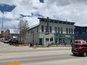 Leadville Hatten Block Historic Structure Assessment