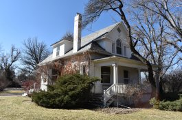 Quincy Farm Hopkins House Historic Structure Assessment