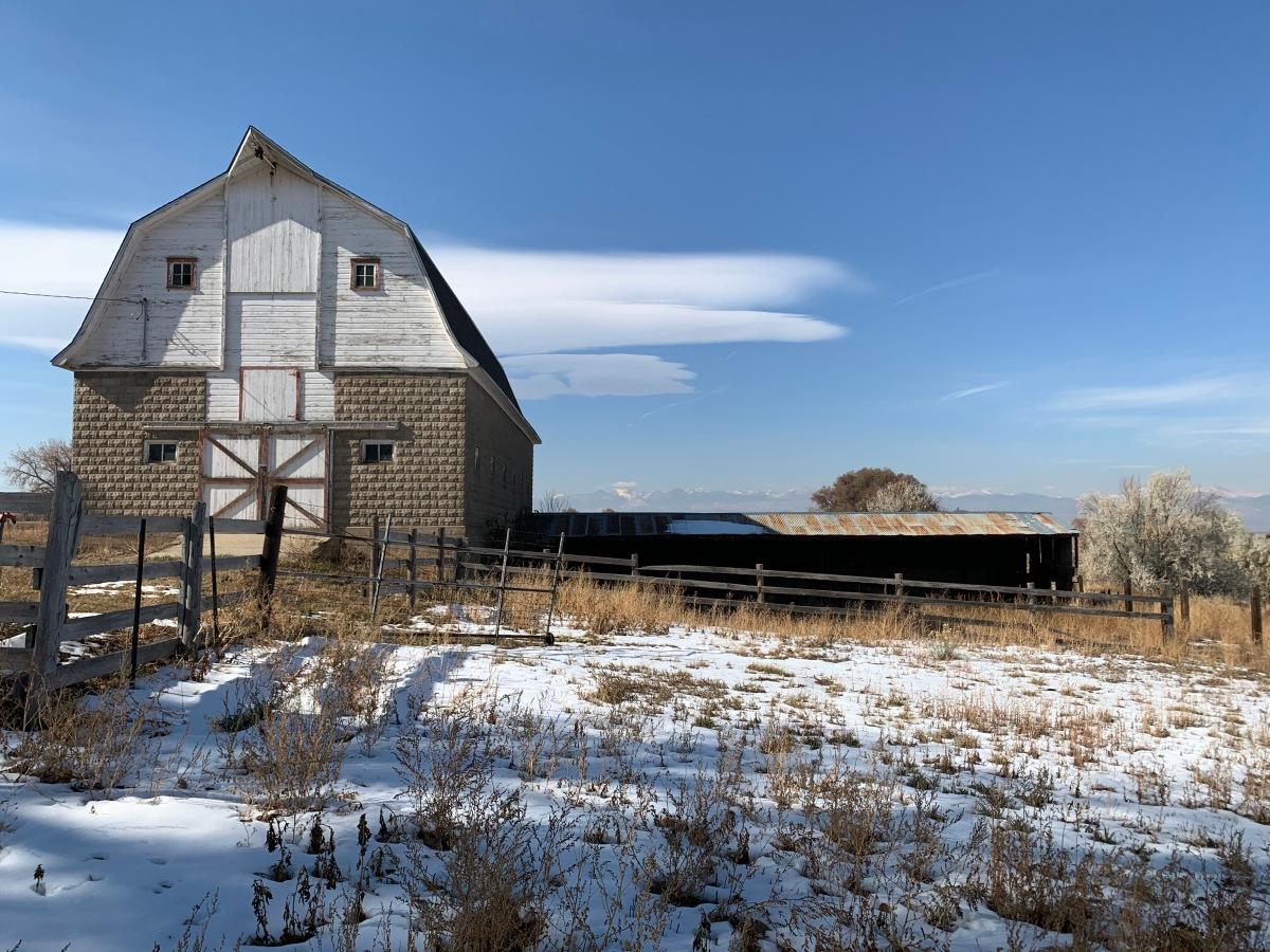 Schofield Farm Big Barn Historic Structures Assessment