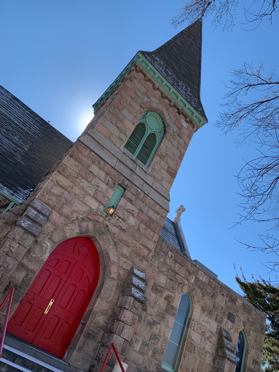 St. Luke's Episcopal Church Historic Structures Assessment