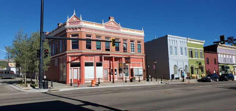 Leadville Iron Building