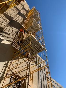 Building 500 Phase 4 Windows