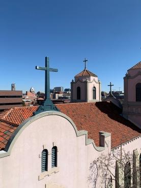 St. Cajetan Cross Repairs